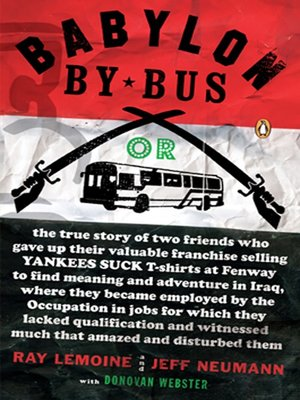 cover image of Babylon by Bus