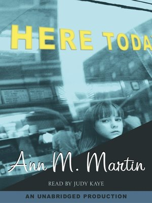 cover image of Here Today