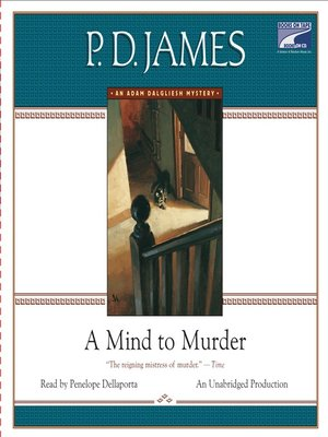 cover image of A Mind to Murder