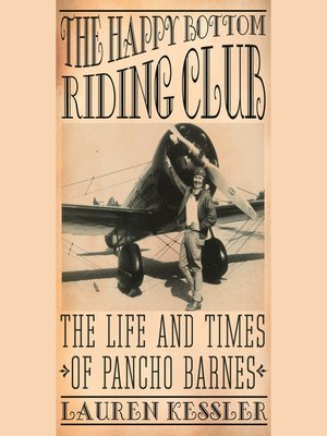 cover image of The Happy Bottom Riding Club