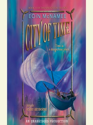 cover image of City of Time