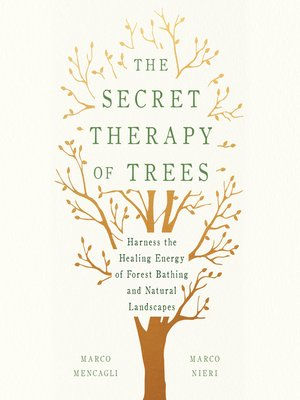 cover image of The Secret Therapy of Trees