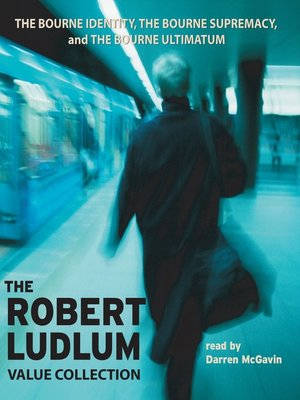 cover image of The Robert Ludlum Value Collection