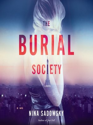 cover image of The Burial Society