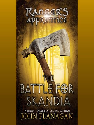 cover image of The Battle for Skandia