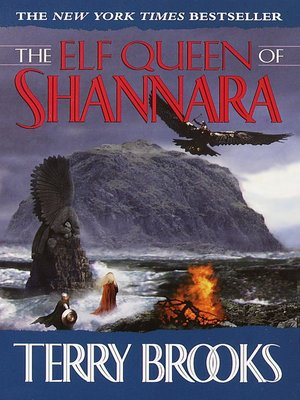 cover image of The Elf Queen of Shannara