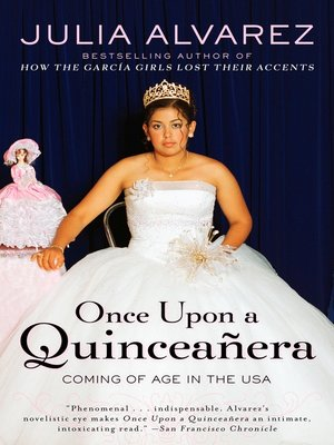 cover image of Once Upon a Quinceanera