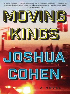 cover image of Moving Kings