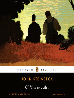 cover image of Of Mice and Men