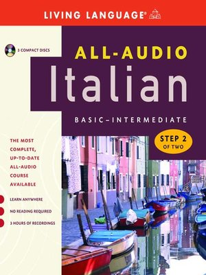 cover image of All-Audio Italian Step 2