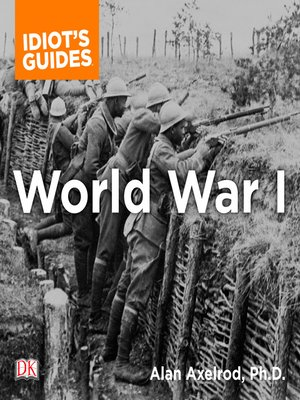 cover image of The Complete Idiot's Guide to World War I