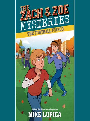 cover image of The Football Fiasco