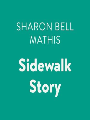 cover image of Sidewalk Story