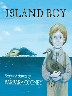cover image of Island Boy