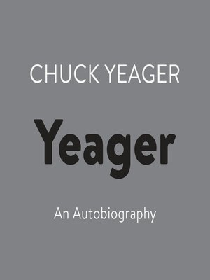 cover image of Yeager