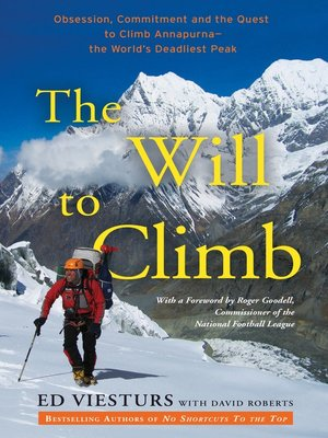 cover image of The Will to Climb
