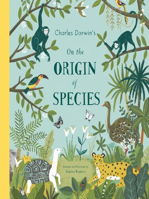 cover image of Charles Darwin's On the Origin of Species