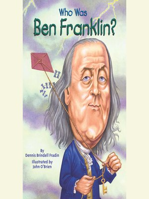 cover image of Who Was Ben Franklin?