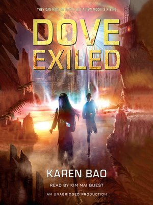 cover image of Dove Exiled