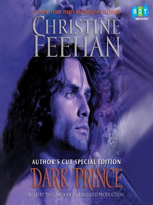 cover image of Dark Prince: Author's Cut Special Edition