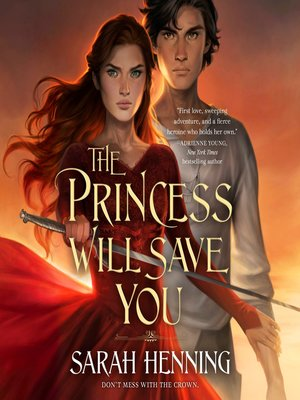 cover image of The Princess Will Save You