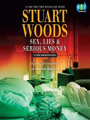 cover image of Sex, Lies & Serious Money