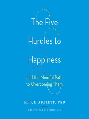 cover image of The Five Hurdles to Happiness