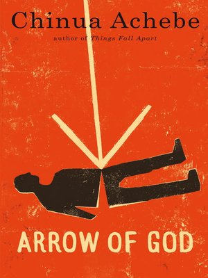 cover image of Arrow of God