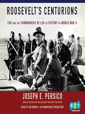cover image of Roosevelt's Centurions