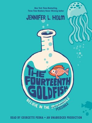 cover image of The Fourteenth Goldfish