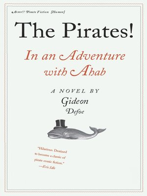 cover image of The Pirates! In an Adventure with Ahab