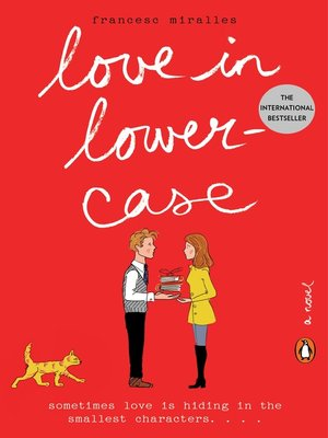 cover image of Love in Lowercase