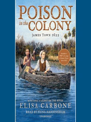 cover image of Poison in the Colony