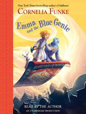 cover image of Emma and the Blue Genie
