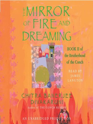 cover image of The Mirror of Fire and Dreaming