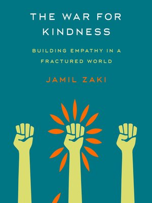 cover image of The War for Kindness