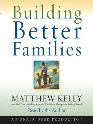 cover image of Building Better Families