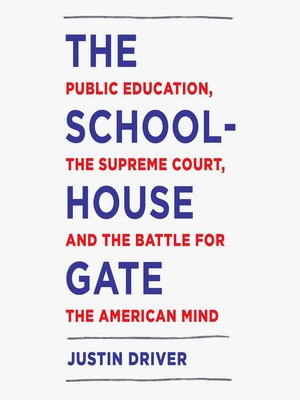 cover image of The Schoolhouse Gate
