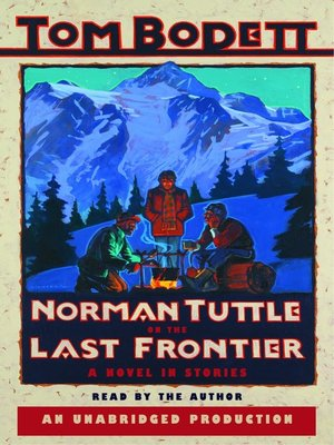 cover image of Norman Tuttle on the Last Frontier