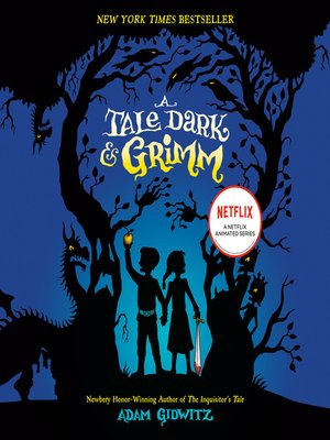 cover image of A Tale Dark and Grimm