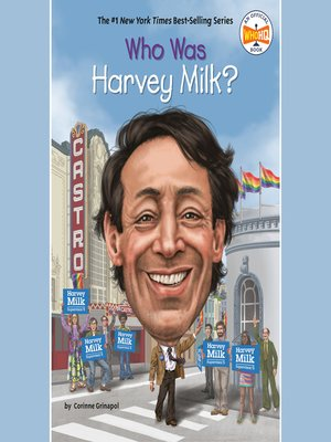 cover image of Who Was Harvey Milk?
