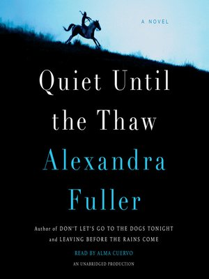 cover image of Quiet Until the Thaw