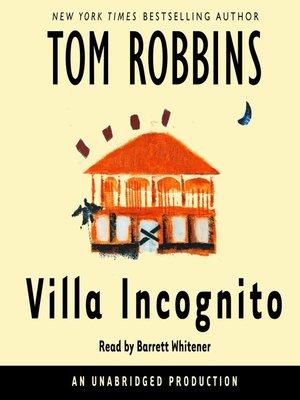 cover image of Villa Incognito