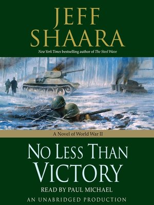 cover image of No Less Than Victory