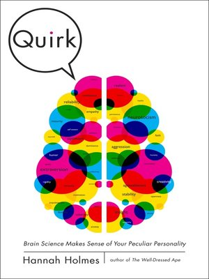 cover image of Quirk