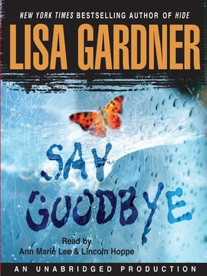 cover image of Say Goodbye