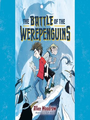 cover image of The Battle of the Werepenguins