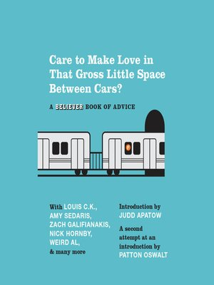 cover image of Care to Make Love In That Gross Little Space Between Cars?