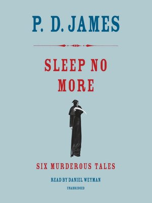 cover image of Sleep No More