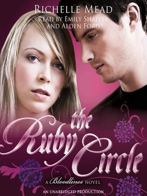 cover image of The Ruby Circle